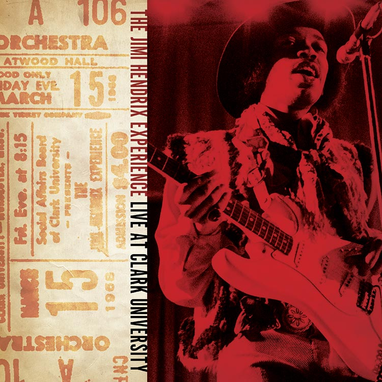 The Jimi Hendrix Experience: Live At Clark University (Record Store Day)