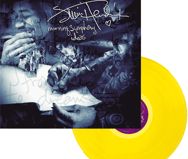 Jimi Hendrix Morning Symphony Ideas to be Released for Record Store Day 'Back To Black Friday'