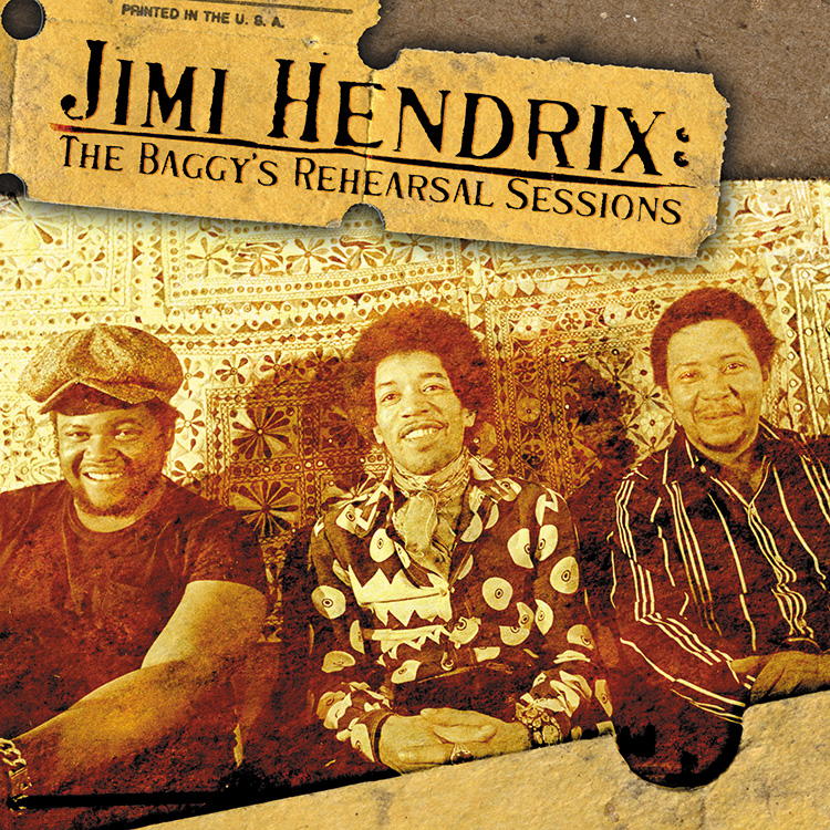 Jimi Hendrix: The Baggy's Rehearsal Sessions