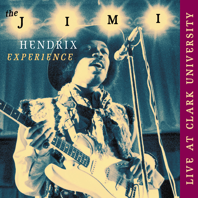 The Jimi Hendrix Experience: Live At Clark University