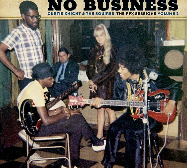 Dagger Records Set to Release No Business: The PPX Sessions Volume 2 on October 23