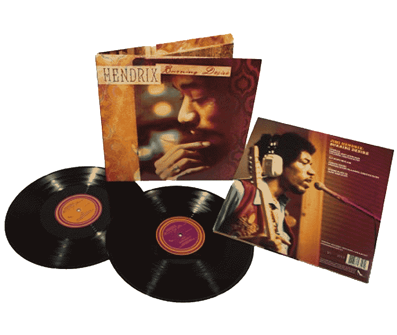 Official Jimi Hendrix 'Bootleg' LP to be Released November 27 for 'Record Store Day – Back to Black Friday'